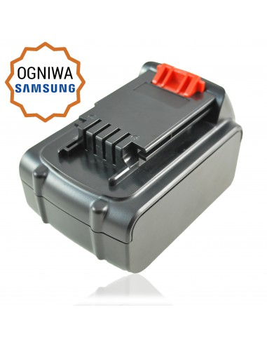 Black & Decker 3000mAh 18V li-ion