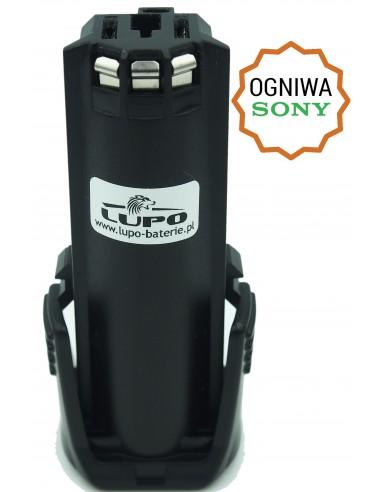 Bosch 2600mAh 3,6V Li-ion