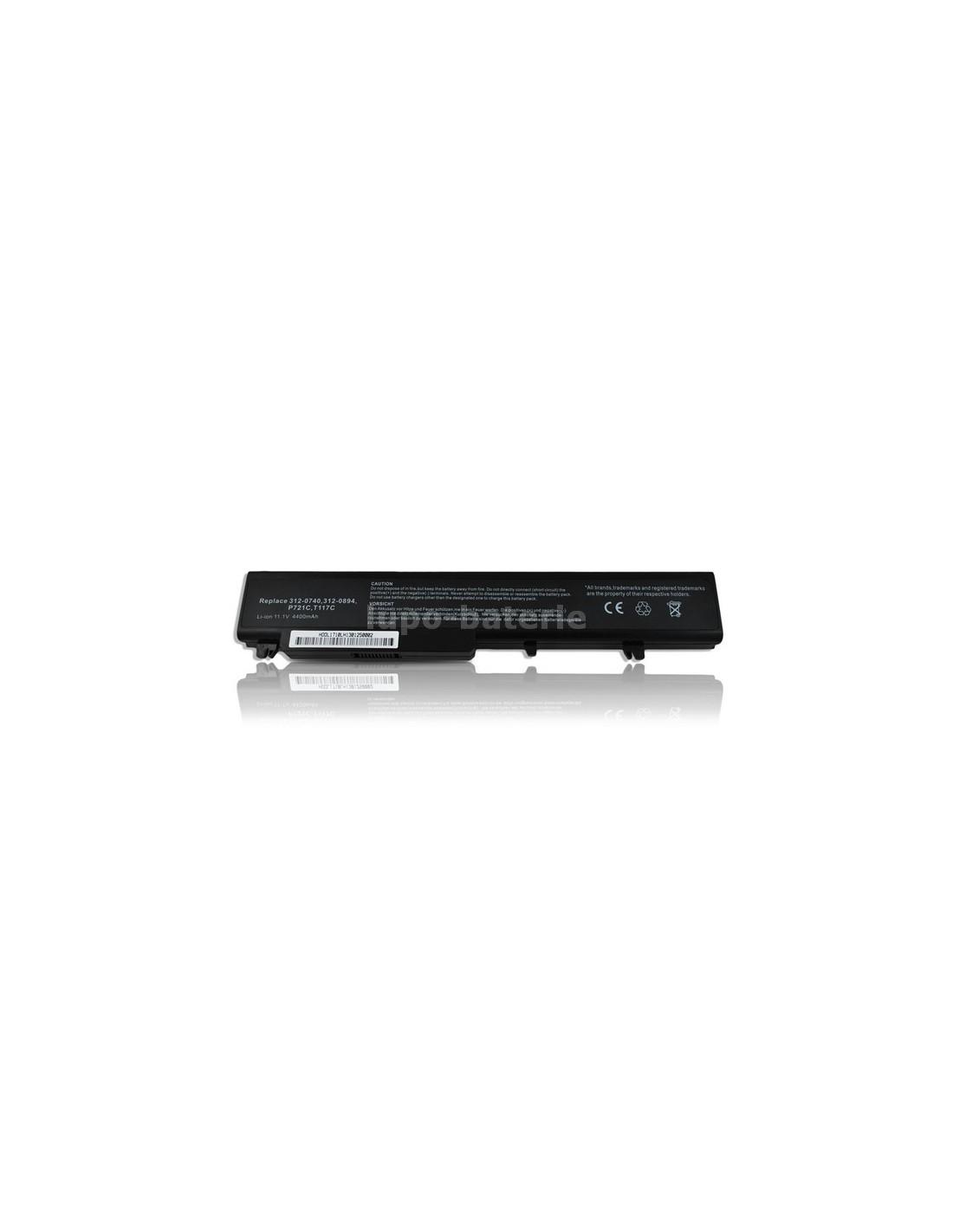akumulator do laptopa dell vostro 1710 4400mah 10 8v. Black Bedroom Furniture Sets. Home Design Ideas