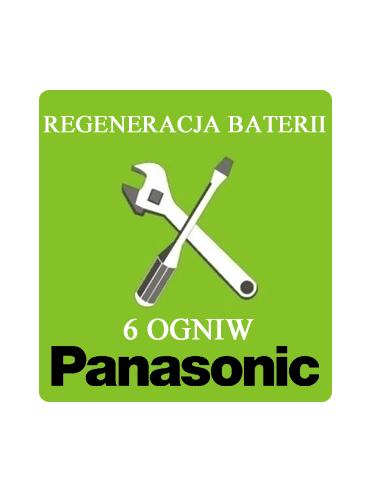 Regeneracja baterii 6-ogniwowej SAMSUNG