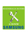 Review for Regeneracja baterii do laptopa - 6 ogniw SAMSUNG