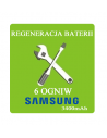 Review for Regeneracja baterii do laptopa - 6 ogniw SAMSUNG 3400mAh