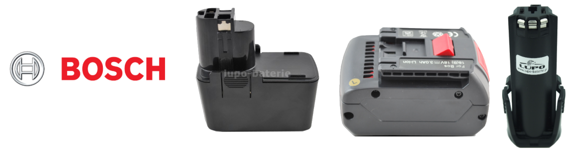 Akumulatory do elektronarzędzi Bosch