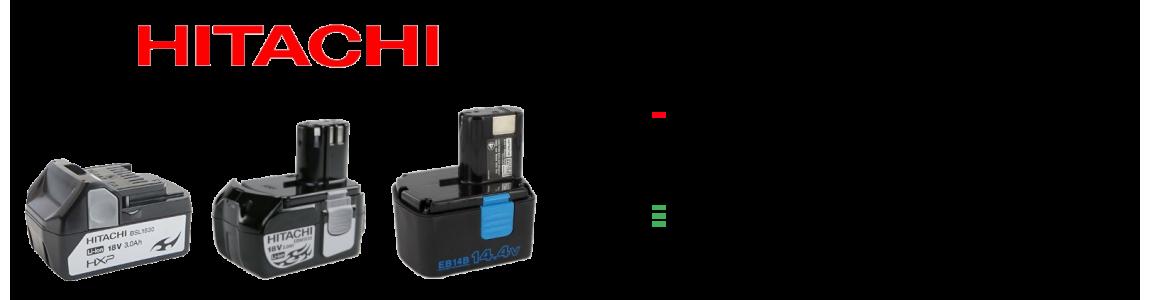Regeneracja akumulatorów Hitachi