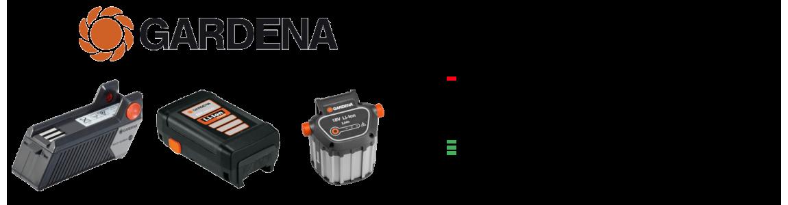 Regeneracja akumulatorów Gardena