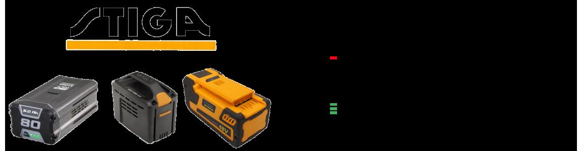 Regeneracja akumulatorów Stiga