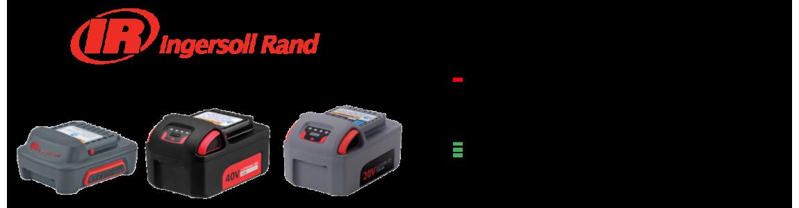 Regeneracja akumulatorów do elektronarzędzi firmy Ingersoll Rand