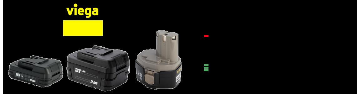 Regeneracja akumulatorów Viega
