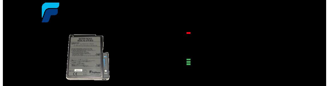 Regeneracja baterii do spawarek Fujikura