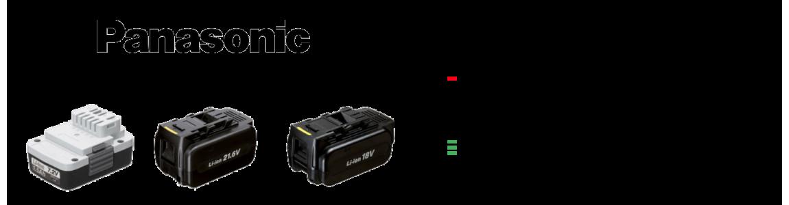 Regeneracja akumulatorów Panasonic