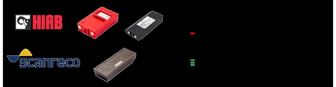 Regeneracja akumulatorów do urządzeń sterujących