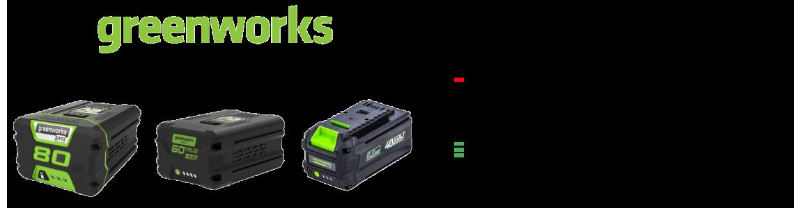 Regeneracja akumulatorów GreenWorks