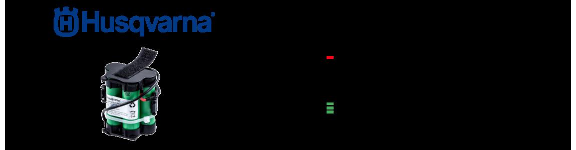 Regeneracja akumulatorów Husqvarna