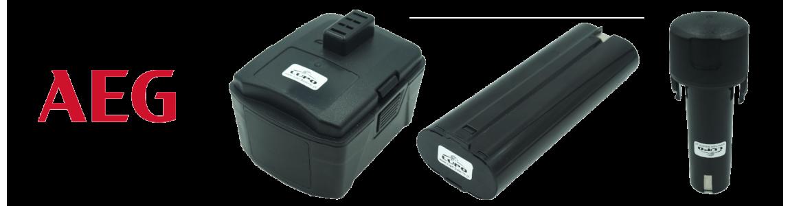 Akumulatory do elektronarzędzi marki AEG