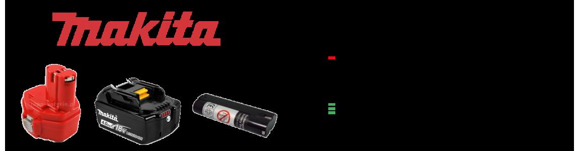 Usługa regeneracji wszystkich akumulatorów do elektronarzędzi Makita