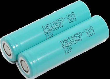 Ogniwo Samsung używane w akumulatorach