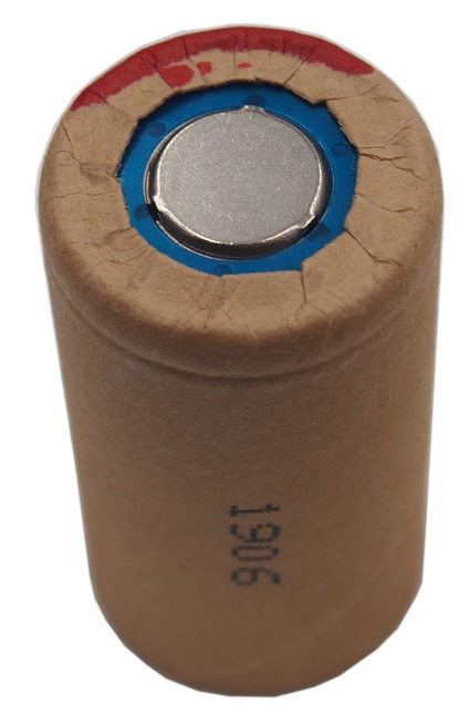Ogniwo Panasonic używane w akumulatorach