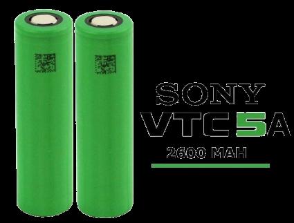 Ogniwo Sony używane akumulatorach